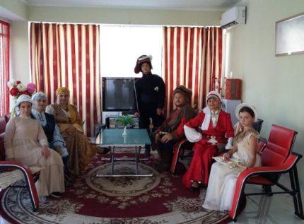 Тулумбасы в поселке Николаевка Крым