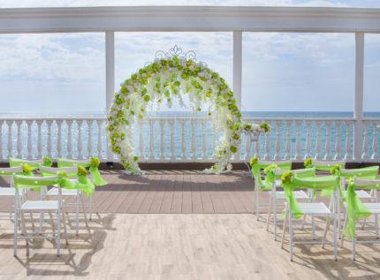 Место для свадьбы в Крыму